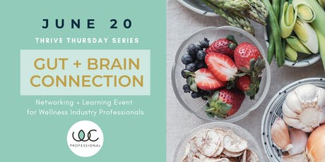THRIVE Thursday: Networking + Learning for Wellness Industry Professionals tickets