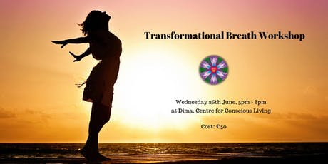 Transformational Breath® Workshop Tickets