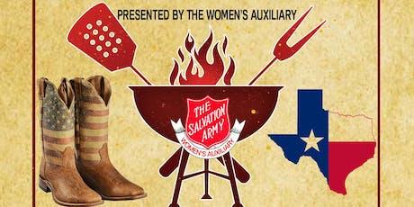 Boots & BBQ tickets