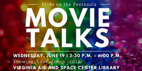 Movie Talks Pride on the Peninsula Edition! tickets