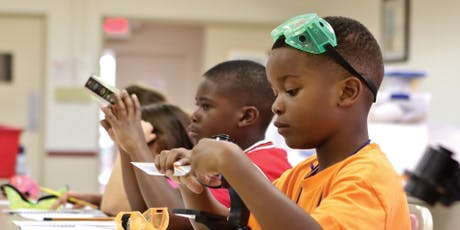 2019 Science in the Summer - Level 2 - Mount Pleasant Library tickets