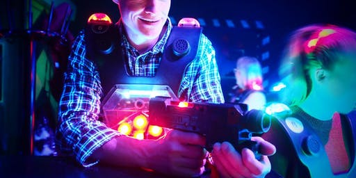 Father Son Laser Tag Tournament