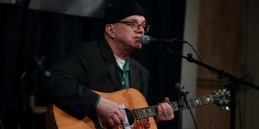 Music in the Courtyard: Michael Tarbox