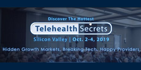 Telehealth Secrets 2019 tickets