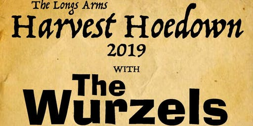 Longs Arms Harvest Hoedown 2019 with The Wurzels
