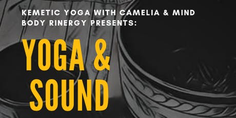 Kemetic Yoga and Singing Bowls tickets