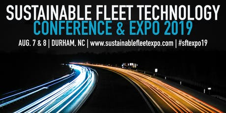 Sustainable Fleet Technology Conference & Expo 2019 tickets