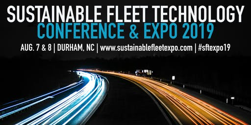 Sustainable Fleet Technology Conference & Expo 2019