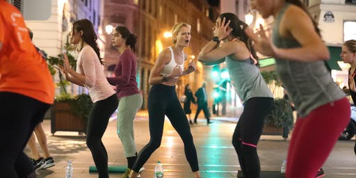TNL 58' Outdoor Workout: Wednesday June 19 @ 8PM