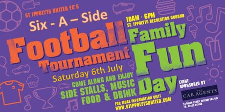 Six-A-side Football Tournament - Family Fun Day tickets