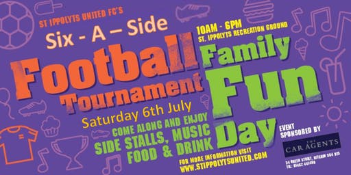 Six-A-side Football Tournament - Family Fun Day