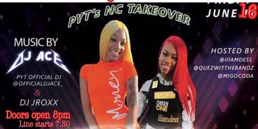 VICTORY LAP PYT TAKE OVER NC