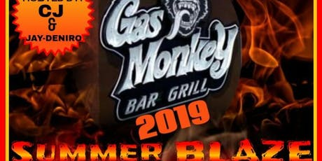 GAS MONKEY 2019 SUMMER BLAZE CAR TRUCK & BIKE SHOW tickets