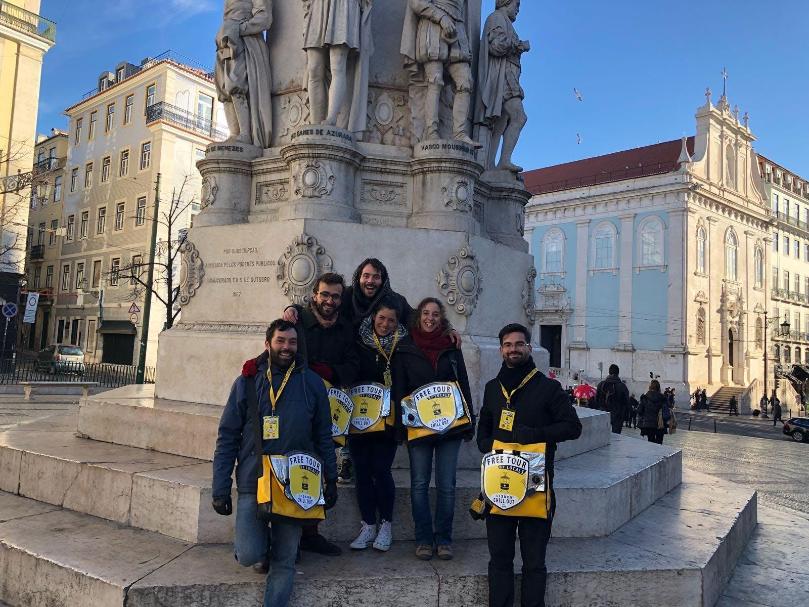 Original Free Walking Tour Lisbon - Español