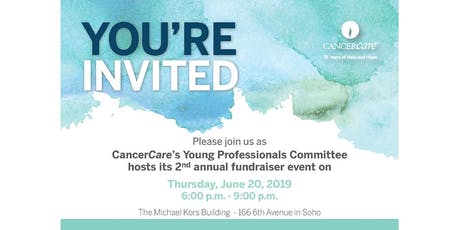 CancerCare's YPC Annual Fundraiser Event tickets