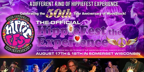 The Official HippieFest The Experience | 2019 tickets