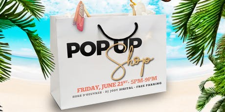 First Day of Summer Pop Up Shop tickets