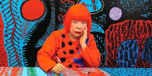 Paint Like Yayoi Kusama