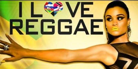 I Love Reggae tickets