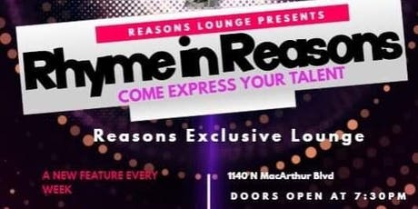 Rhyme in Reasons tickets