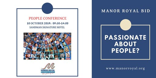 Manor Royal People Conference 2019