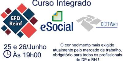 CURSO E-SOCIAL  + DCTF WEB + EFD REINF