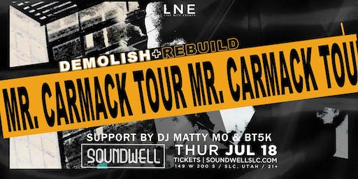 Mr. Carmack's Demolish+Rebuild Tour