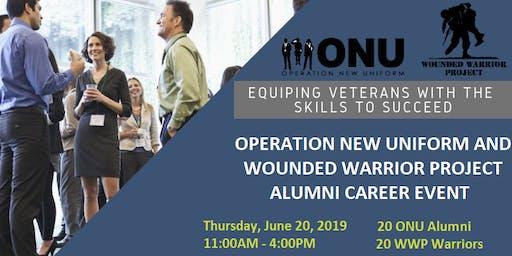 ONU & WWP Career Event