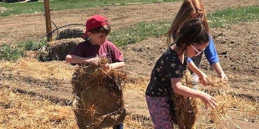 Ekar Farm Days in the Dirt!