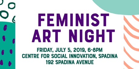 Feminist Art Night tickets