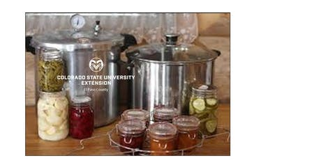 Intro to Pressure Canning Technique Class tickets
