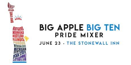 Big Ten Pride Mixer at Stonewall tickets