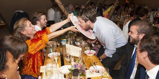 Love Fields Banquet - Friday 28th June 2019 - Steak Night