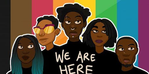 BlaQue Folx Chill: Connection & Conversation for the Black Queer Community