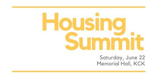 KCK Housing Summit 2019