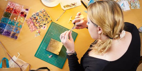 Jewellery Making Taster Session (Adult Learning Festival) tickets