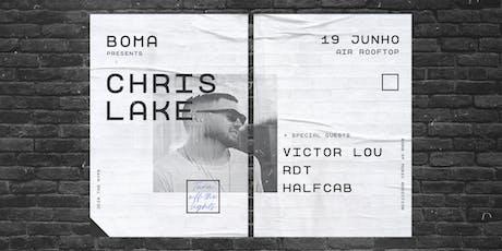 BOMA #2 // Chris Lake // ingressos