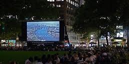 Bryant Park Movie Night: Eddie Murphy in Coming To America-Appetizers,Drink