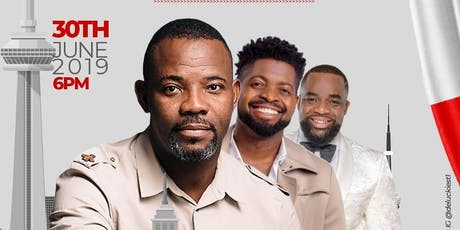 Okey Bakassi's Comedy Master Concert with Basket Mouth - Toronto Edition tickets