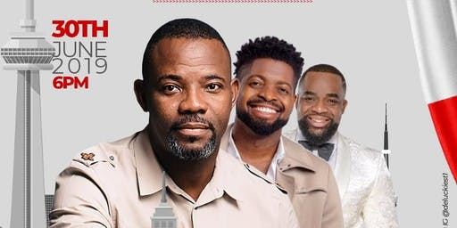 Okey Bakassi's Comedy Master Concert with Basket Mouth - Toronto Edition