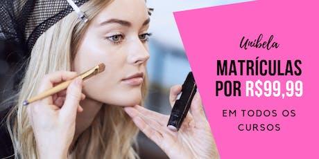 Curso de Maquiagem Profissional ingressos