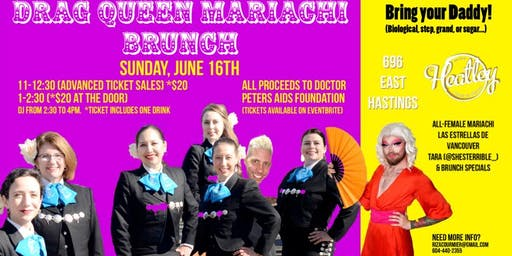 Drag Queen Mariachi Brunch