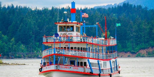 Sail with Maryhill on Columbia River Sternwheeler