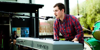 3rd Wednesday of the Month summer Jazz series with Grant Cowan Jazz - FREE!