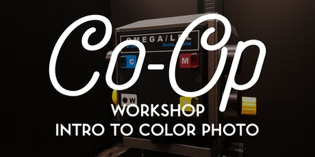 WORKSHOP: Intro to Color Photo tickets