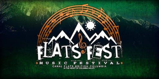 Flats Fest Aug.17th 2019