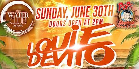 Louie DeVito's NYC Underground Party tickets