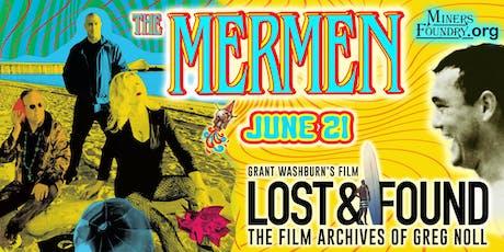 Mermen tickets