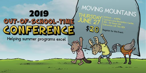 2019 Out of School Time Conference
