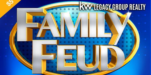 KWLG PRESENTS FAMILY FEUD WITH YOUR HOST RICH COSGROVE!!!